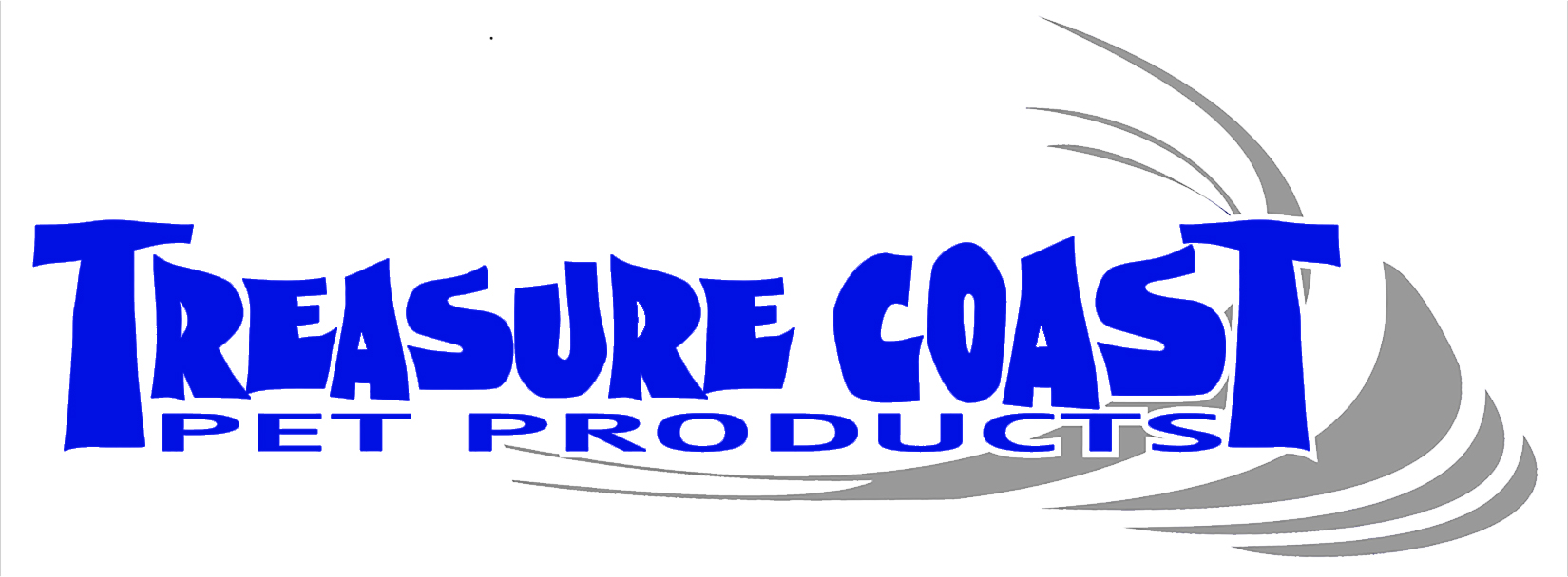 treasure coast logo blue